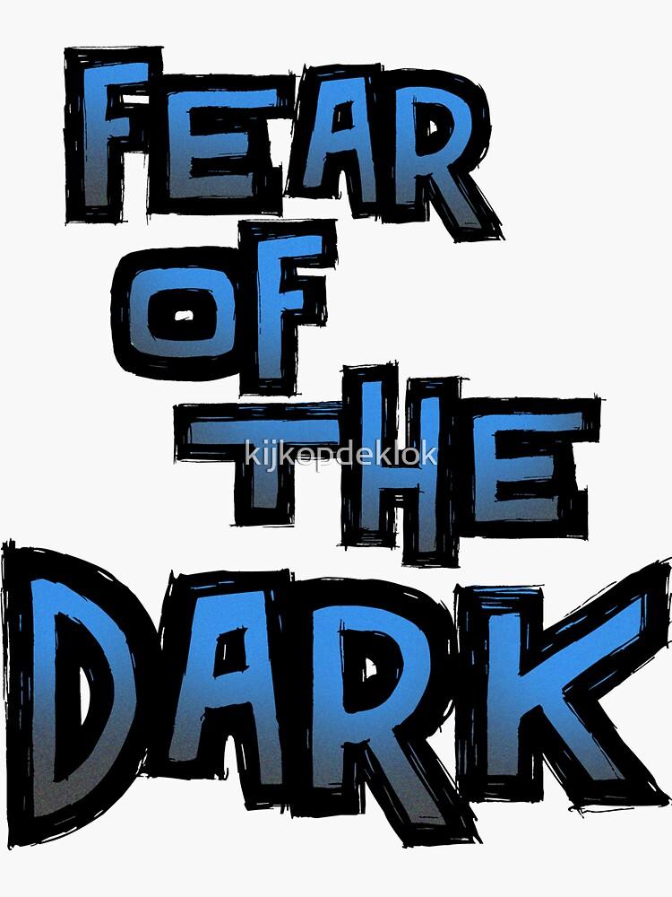 Angst vor der Dunkelheit von kijkopdeklok