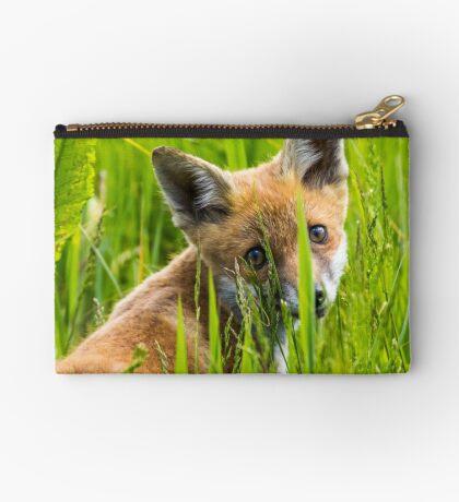 Fox Cub Studio Pouch