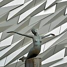 Titanic museum - Belfast by Arie Koene