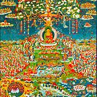 Amityaus Buddha by indusdreaming