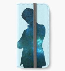 Matt Space iPhone Wallet/Case/Skin