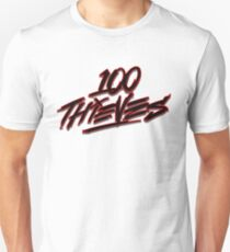 100 Thieves Logo T-Shirt