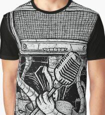 Robot Rock Graphic T-Shirt