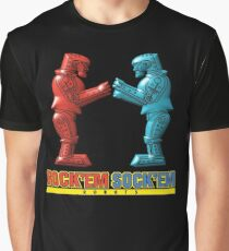 Rock'em Sock'em - 3D Variant Graphic T-Shirt