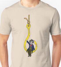 PUN INTENDED - FUNNY T-SHIRT - PUNS - BAITHOVEN - HUMOUR Unisex T-Shirt