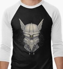 Viking Robot Men's Baseball ¾ T-Shirt