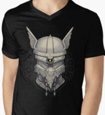 Viking Robot Men's V-Neck T-Shirt