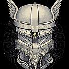 Viking Robot by MathijsVissers