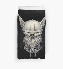 Viking Robot Duvet Cover