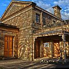 Court House, Beechworth by Peter Krause
