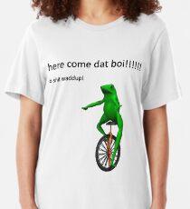 dat boi Slim Fit T-Shirt