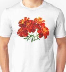 Bouquet of Marigolds Unisex T-Shirt