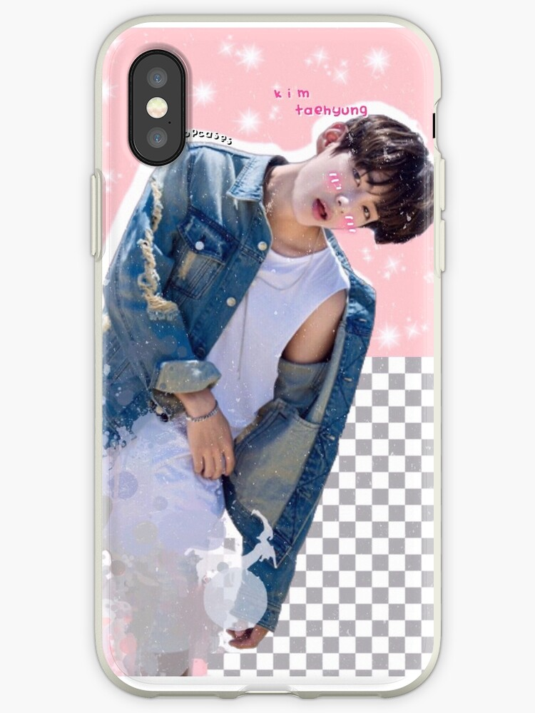 new arrival 91eda 58d37 'Kim Taehyung BTS iPhone [PICK MODEL] TOUGH case' iPhone Case by kpopcases