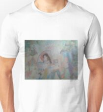Amano style FInal Fantasy IX artwork Unisex T-Shirt