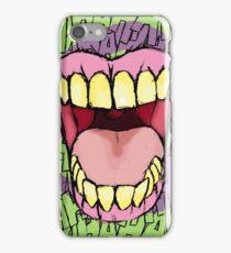 A Killer Joke - spiral iPhone Case/Skin