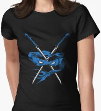 Blue Fury Women's Fitted T-Shirt