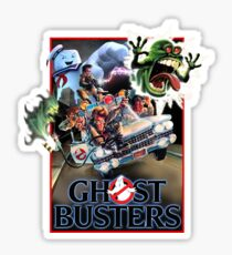 Real GhostBusters  Sticker