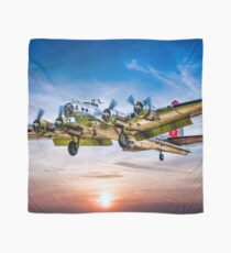 "Boeing B-17G Flying Fortress ""Yankee Lady"" Scarf"