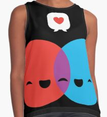 Love Diagram Contrast Tank