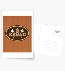 Kamp Kawaii Cartes postales