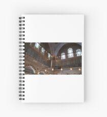 Blue Mosque - Turkey Spiral Notebook