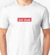 Suh Dude - Supreme Parody T-Shirt