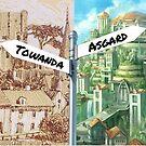 From Asgard, Towanda by sovietsnowflake