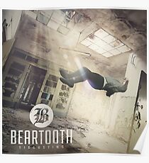 Beartooth disgusting Poster