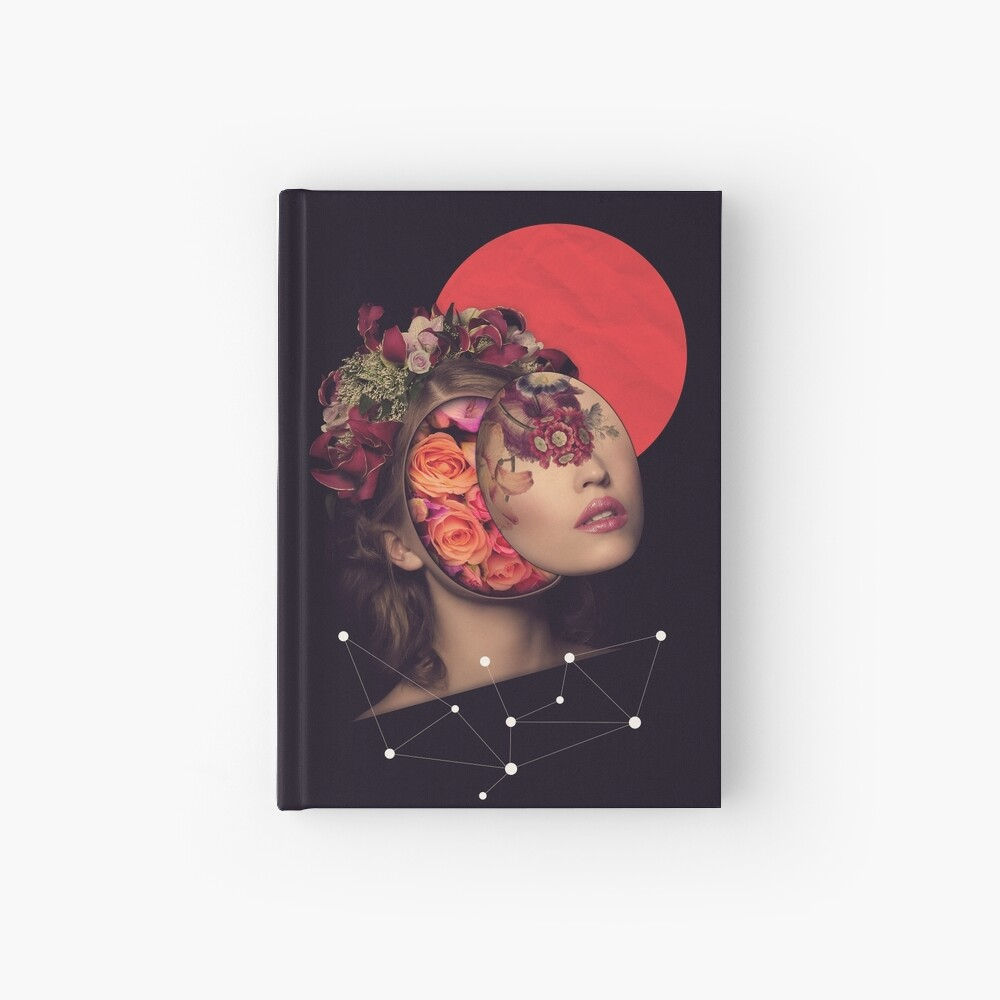 the bride Hardcover Journal