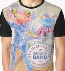 Froggy Band Graphic T-Shirt