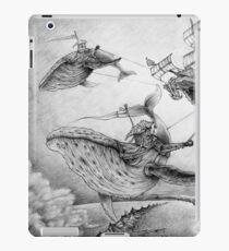 Wind Whales iPad Case/Skin