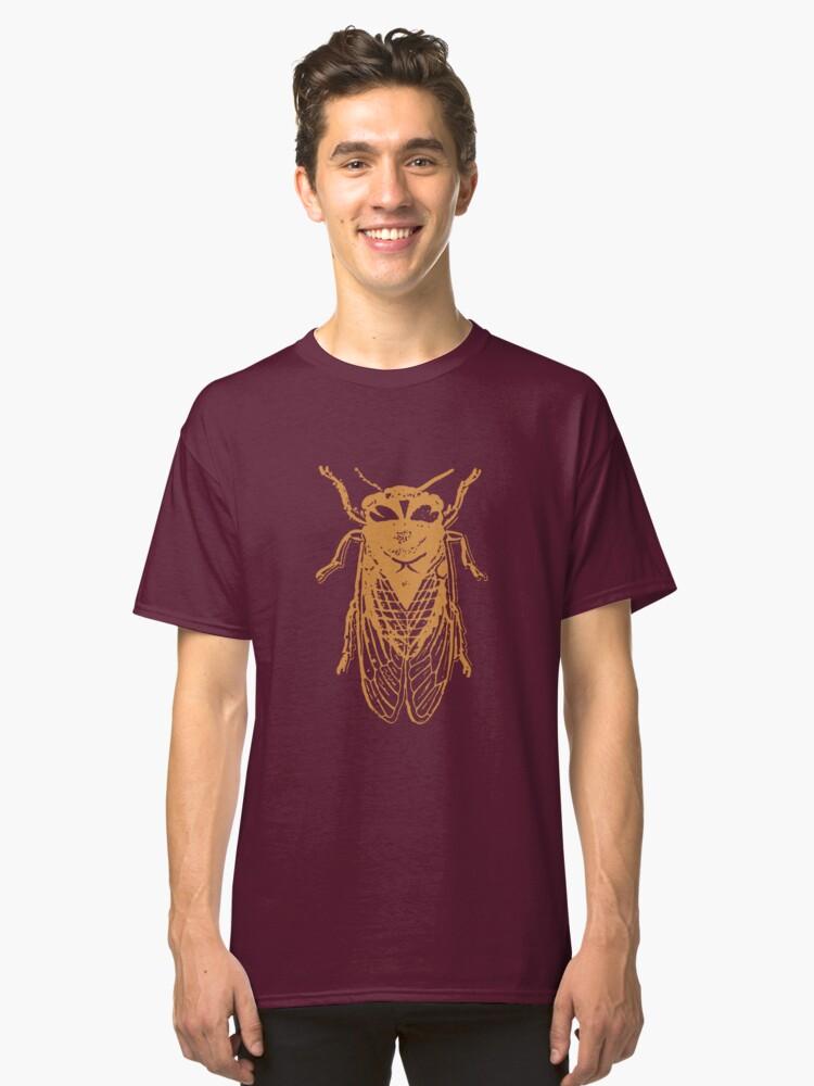 CICADA Classic T-Shirt Front