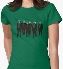 Los Perros De Reserva Womens Fitted T-Shirt