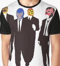 Los Perros De Reserva Graphic T-Shirt
