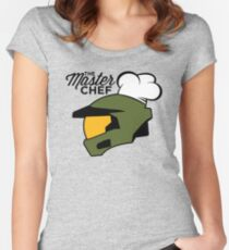 The Master Chef Women's Fitted Scoop T-Shirt