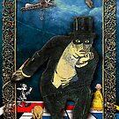 The Zeitgeist - from TINKER'S DAMN TAROT by DuckSoupDotMe