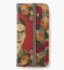 FRIDA iPhone Wallet/Case/Skin
