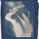 Sol Duc Falls by justincrabtree