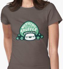 Nichts als Trüffel Tailliertes T-Shirt für Frauen
