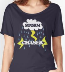 Storm Chaser Women's Relaxed Fit T-Shirt