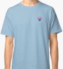 Bi Pride Herz Classic T-Shirt