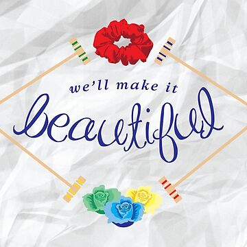 Make It Beautiful — Heathers: the Musical by lineymarie