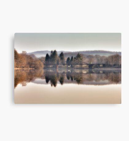 Loch Ken Viaduct Canvas Print