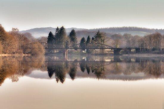 Loch Ken Viaduct by derekbeattie