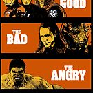 The Good, The Bad and The Angry by Josh Clark
