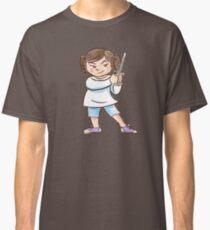 Backyard Star Wars - Princess Leia Classic T-Shirt