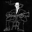 blues #2 by Matt Mawson