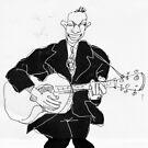 blues #3 by Matt Mawson