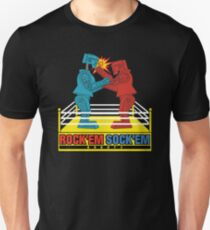 Rock'em Sock'em - 2D Original Punch Variant T-Shirt