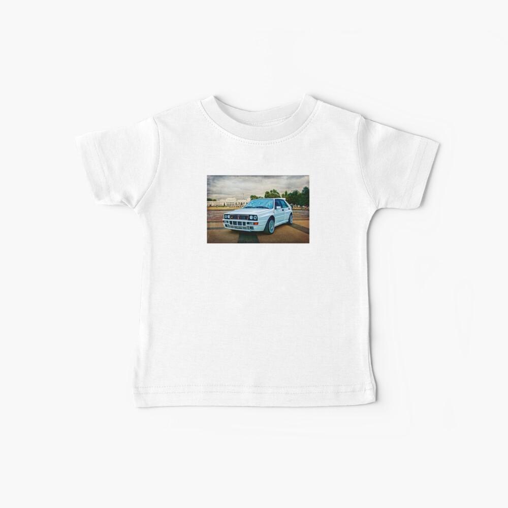 Lancia Delta HF Integrale Evoluzione Baby T-Shirt
